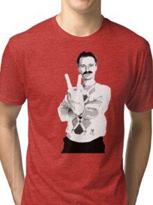 Trainspotting - Begbie Tri-blend T-Shirt