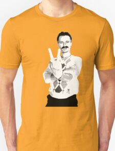 Trainspotting - Begbie Unisex T-Shirt