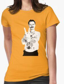 Trainspotting - Begbie Womens Fitted T-Shirt