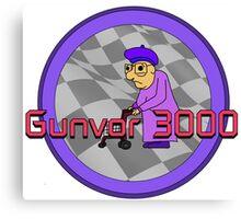 Gunvor 3000 Canvas Print