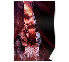 Buckskin Gulch Slot Canyon Poster