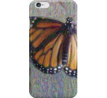 Monarch Butterfly ChangeArt iPhone Case/Skin