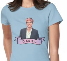 Daniel Sharman Womens Fitted T-Shirt