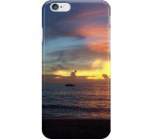 Purple Sunset in Jamaica iPhone Case/Skin