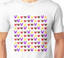 Five nights at Freddy's HEAD EDITION Unisex T-Shirt