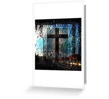 Crossroad Greeting Card