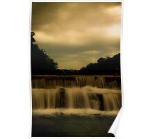 Waterfall of Moods Poster