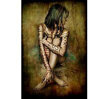 Mixed Feelings Photographic Print