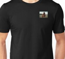 Brown Beauty - A Saddle Horse Unisex T-Shirt