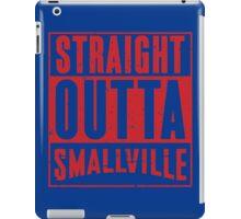 Straight Outta Smallville iPad Case/Skin