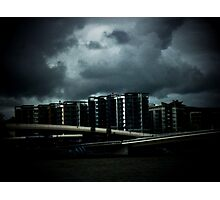 Storm City-Colleen Stevenson Photographic Print