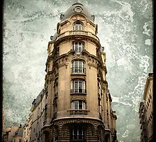 Parisian Building by Marc Loret