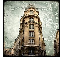 Parisian Building Photographic Print