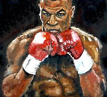 IRON MIKE by Wayne Dowsent