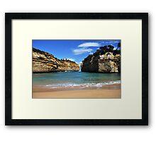 Loch Ard Gorge, Great Ocean Road Framed Print