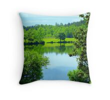 Serenity ^ Throw Pillow