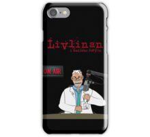 Livlinan i radions PeFyra iPhone Case/Skin
