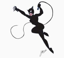 Catwoman!! Baby Tee