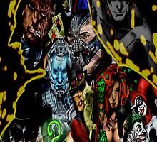 BATMAN SERIES  by trugk