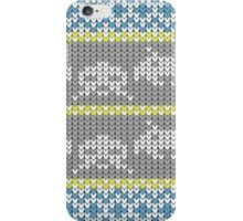 Knitted Space Invaders iPhone Case/Skin