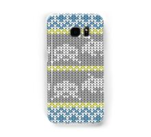 Knitted Space Invaders Samsung Galaxy Case/Skin