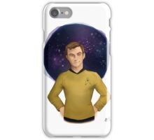 James T. Kirk iPhone Case/Skin