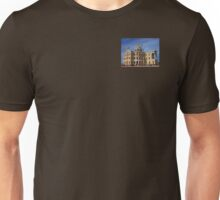 Romanesque - Architectural design of Marshall, Texas courthouse Unisex T-Shirt