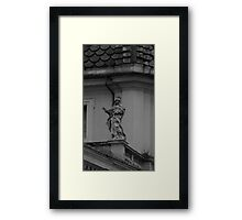 Dancing Mary Framed Print