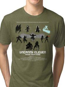 Uncanny 11 Tri-blend T-Shirt