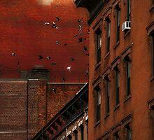 Spanish Harlem, Sunday Morning I by Mary Ann Reilly