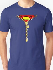 Supermen Zip T-Shirt