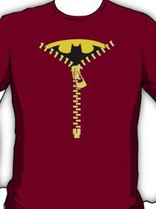 Batmen Zip T-Shirt