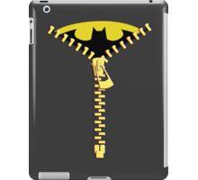 Batmen Zip iPad Case/Skin