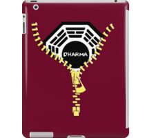 Dharma Zip iPad Case/Skin
