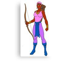 X-men custom character - Ajaka Canvas Print