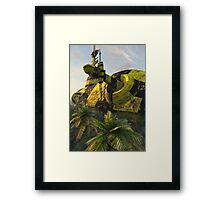 Eco Ark Framed Print