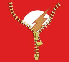 Flash Zip One Piece - Short Sleeve