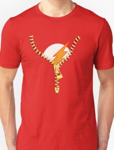 Flash Zip Unisex T-Shirt