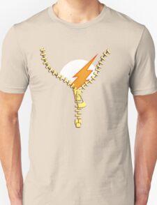 Flash Zip Unisex T-Shirt