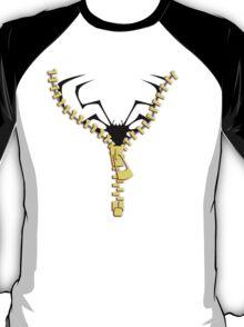 The Spidermen zip  T-Shirt
