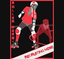 Derby Girls - Recruiting Now! Womens Fitted T-Shirt
