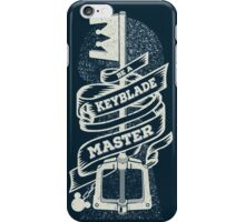 Be a Keyblade Master iPhone Case/Skin
