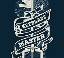 Be a Keyblade Master by 0Coconut
