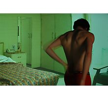 regret - hotel room series Photographic Print