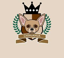 Chihuahua Coat of Arms Unisex T-Shirt