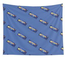 Apollo Candy Bar Wrapper Wall Tapestry