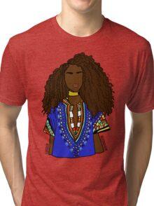 TIERA (ABA) Tri-blend T-Shirt