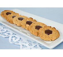 Snickers Cookies Photographic Print