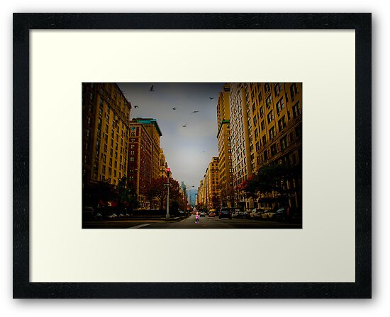 Upper East Side by Mary Ann Reilly