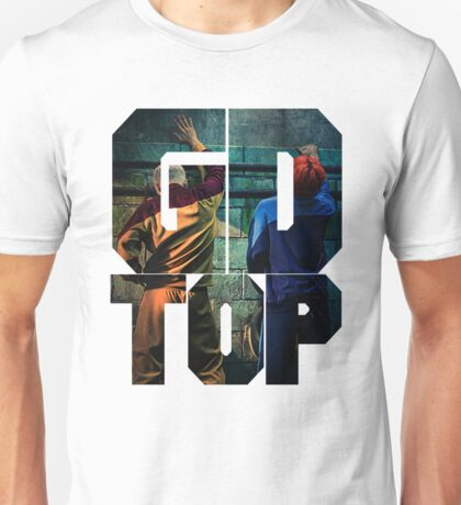 Bigbang GD & TOP 'ZUTTER' Typo Unisex T-Shirt